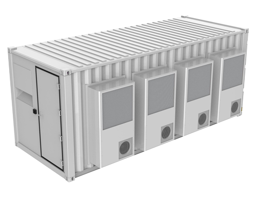 AgileCub Container Micro Data Center