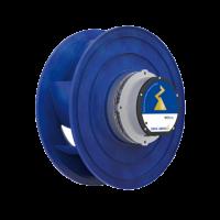 EC fan of SmoothAir energy efficient and speed adjusting