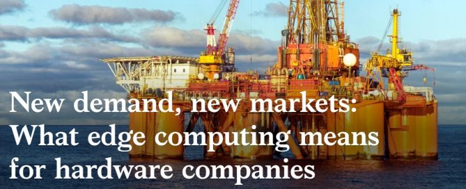 mckinsey edge computing for hardware company